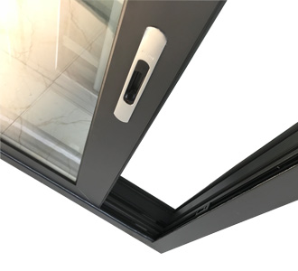 aluminum jalousie window sliding