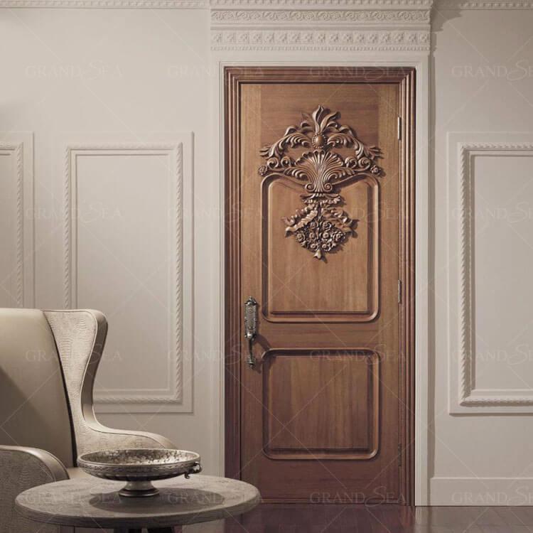 How To Judge If It Is Solid Wood Door Cngrandsea