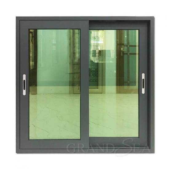 aluminum alloy sliding window