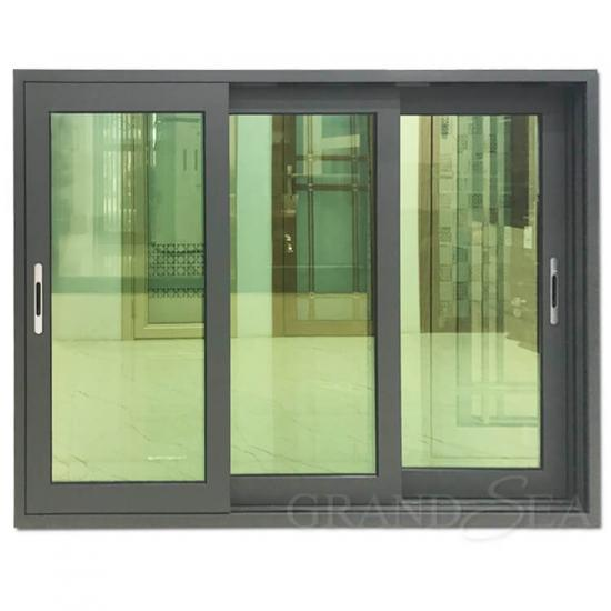 aluminum slider window design