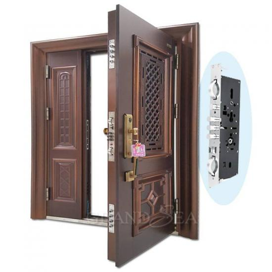 residential steel security doors