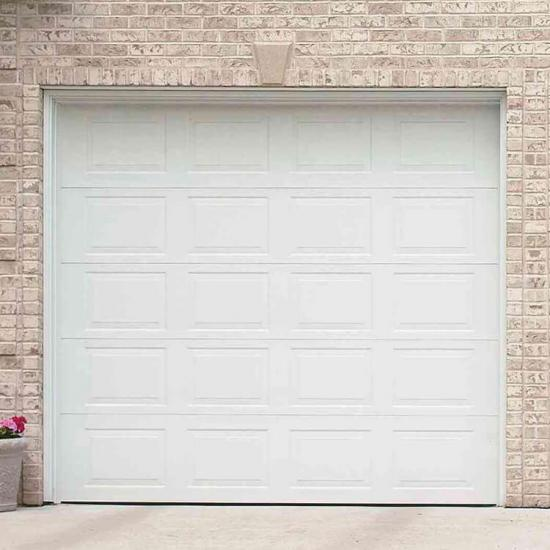 insulated aluminum garage door