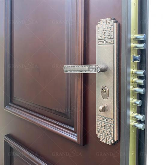 bulletproof security doors