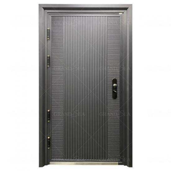 heavy duty steel security doors