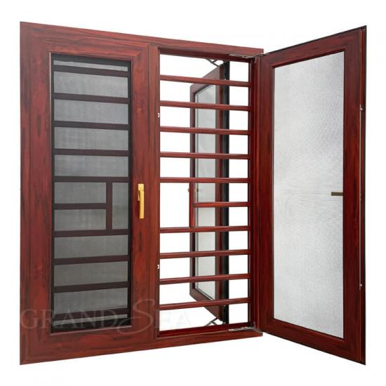 aluminum swing windows